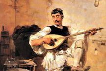 πινακες ελληνων ζωγραφων