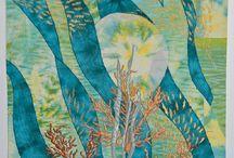 seaweed quilt