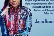 Jamie grace / by Kami Hattaway