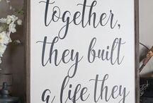 citáty na zeď