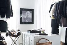 Vestidores · Dressing rooms