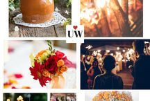 ❤️ W E D D I N G T H E M E S / Need help deciding on a wedding theme? Then take a look and see what inspires you.