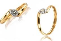 Zlaté prstene / Zlaté prstene majú bohatú históriu a patria k vyhľadávaným šperkom nielen dám. Pánske zlaté prstene sú čoraz viac obľúbené a siahajú po nich generácie mužov od najmladších až po staršie ročníky.  Reprezentujú status muža v spoločnosti. V tomto smere sa nedajú samozrejme zahanbiť ani ženy a dámske zlaté prstene sú jednoznačne najvyhľadávanejším šperkom určeným na skrášľovanie.