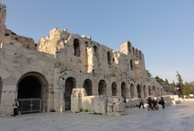 ODEON OF HERODES ATTICUS AND OUR GLORIOUS ACROPOLIS IN ATHENS,THE GREAT CAPITAL OF OUR BEAUTIFUL GREECE