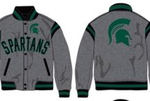 U of M and MSU Team Jackets and Vests - imported - Donna Sacs / U of M and MSU Team Jackets and Vests - imported  Available in sizes medium to 4X