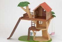 Sylvanian Families Domek na Drzewie / Wyjątkowe zabawki dla dzieci marki Sylvanian Families