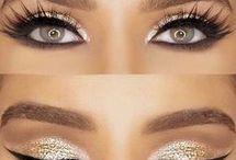 Make-Up Inspiration  (wedding)