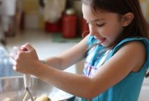 Cooking With Kids is Fun / Great fun and easy recipes to cook with kids.
