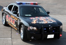 Police cars cool / by mike bauer