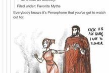 Myths, Legends, and That Kind of Stuff