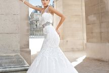 Bridal Beauty + Gowns / A collection of beautiful dresses for that perfect day...