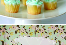 Bridal and Baby Shower Ideas / by Crystal Pacarro