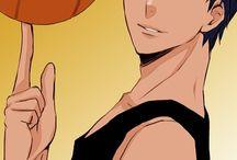 Баскетбол Куроко.