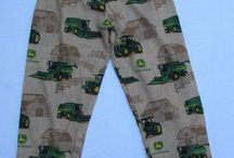 Pajama bottoms / Character pajama bottoms for boys and girls