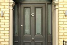 Glengarry - front door