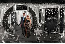 Chalkboard Wishes Prom Theme / Chalkboard is so cute, why not take it to Prom? / by Stumps Party