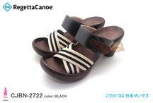 RegettaCanoe CJBN2722 / High Heel Shoes, Banana Shoes Style Model CJBN2722, 3 inches high.