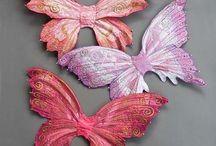 motýle a iné lietavé