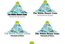 White House Cone Branding