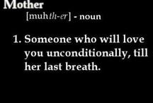 My Beloved Momma
