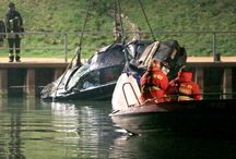 The Danger of Canal Crashes