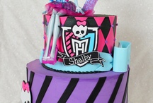 bolos monster high