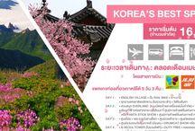 Korea's Best Spring 5D2N 16900.-