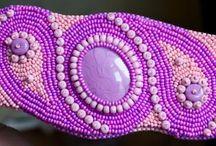 Украшения / Handmade bracelets, necklaces, earrings
