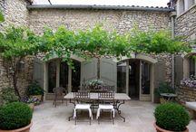 Mediterran garden