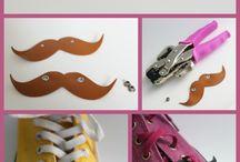 Moustache or Mustaches