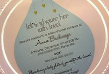 baby shower / by Laura Burgett