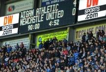 Wigan Athletic Pro / Sponsored by FTBpro.com / by Jeff Navarro