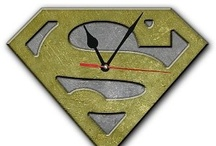 Super Heros / by Selina Cunha