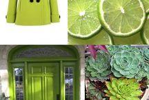 Green Cottage Design / by Abadin B&B