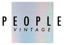 People Vintage / Found // Reconstructed // Handmade