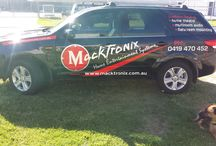 Macktronix Vehicles / Our Cars and Trailers :)
