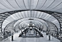 Bangkok Flughafen / Konstruktion