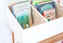 Kiddies Bedroom Storage