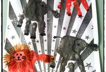 Quel cirque ! / Idees pour un projet cirque en maternelle