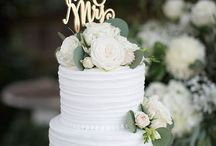 CAKE:  Weddings