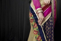 Zarin Khan Special Saree Collection / Vivacious Zarin Khan Sarees will surely be the style symbol for any occasion will make you centre of attraction. Look gorgeous in this Fawn and Dark Blue Art Pashmina Silk and Jacquard Saree with Blouse. This saree is having unstitched matching blouse material which can be customised as per the requirement limited to availability to material. Available blouse material length is 80 cm. Slight variation in color or patch may be possible due to photo http://sareemandi.com/products.asp?cat=262