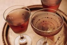 Boissons et cocktails  / Fun and easy recipes for drinks.