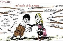 La Viñeta de Hoy / @elmundo_orbyt - @pachi_idigoras - 12/4/2014 Andalucía