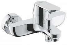 Robinet Baignoire/douche deux trous / Achat de robinets deux trous pour baignoire et douche avec installation à Paris et en France par un plombier qualifié. #robinet #robinets #plomberie #plombier #Paris #France #douche #baignoire
