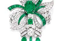 Art Deco jewelery