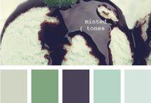 //Color combinations//