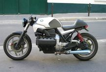 Garage Clandestino / Differents Motorcycles