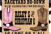 Texan party