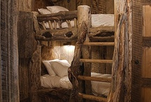 BUNKBEDS  / by Traudy Chinneck