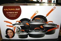 Cookware/orange and owl kitchen  / by Mercedes Harless